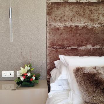 contemporary luxury bedroom design